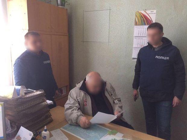 В Житомирской области за взятку задержали должностное лицо института Национальной академии аграрных наук