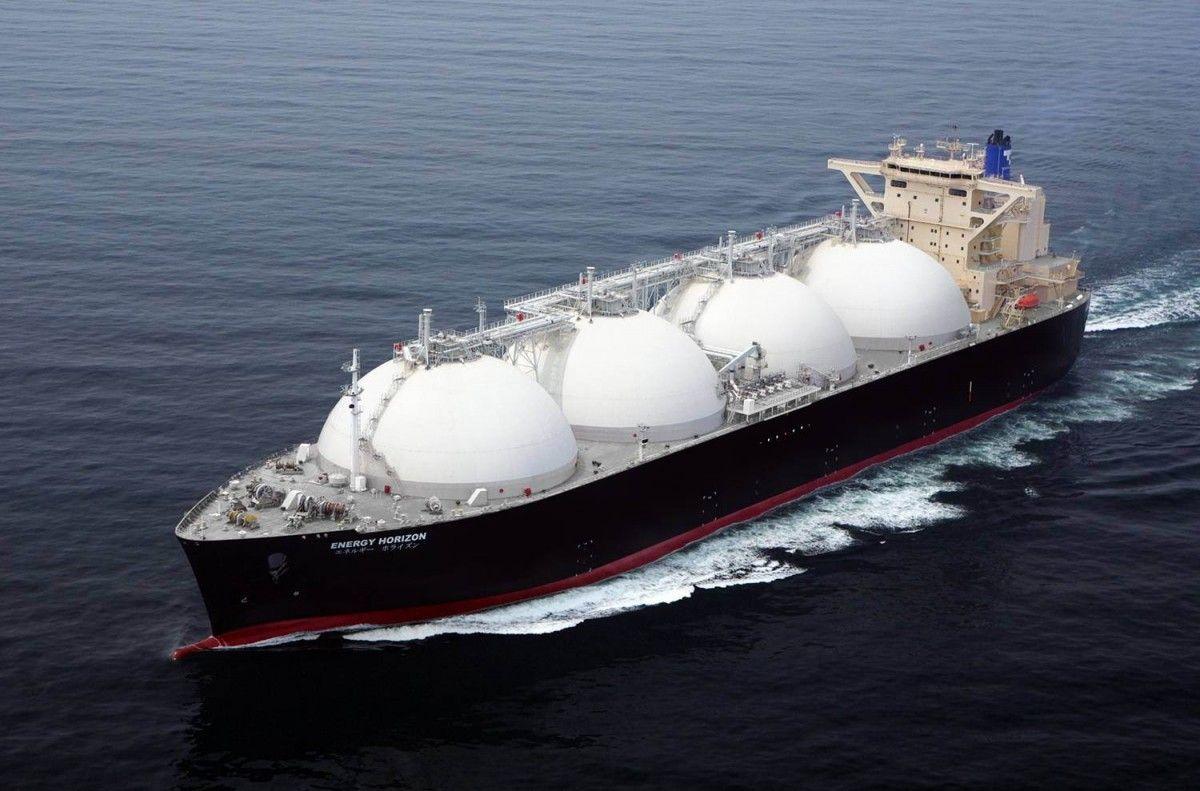 """Скраплений газ морем: """"Нафтогаз"""" продовжує диверсифікувати поставки газу до України"""