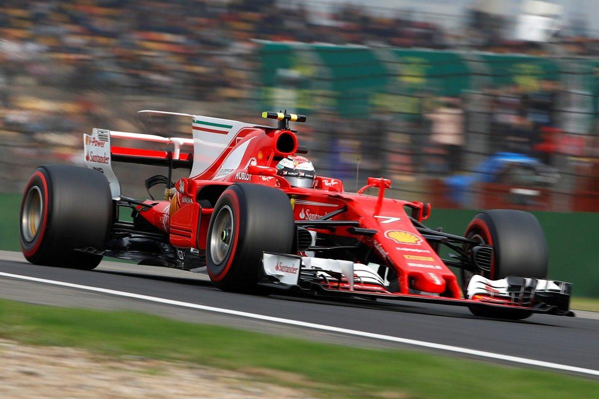Райкконен выиграл квалификацию Гран-при Италии / Reuters