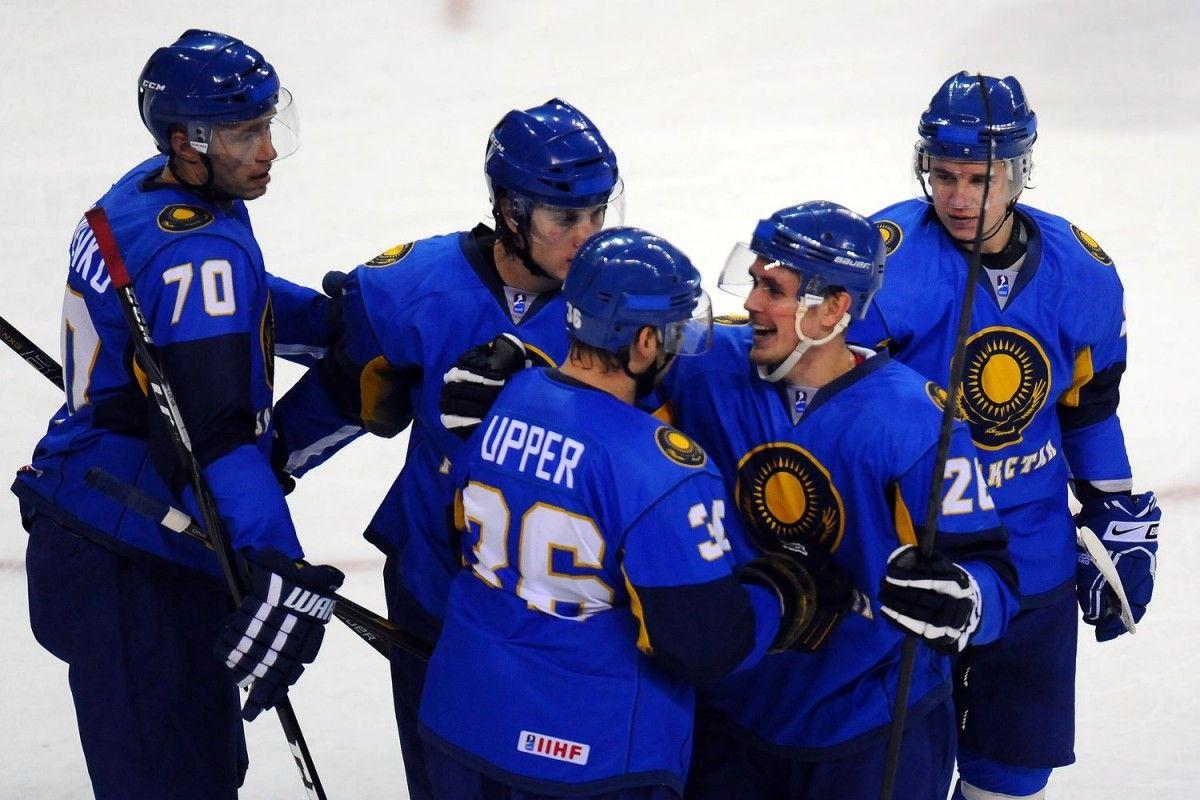 Сборная Казахстана по хоккею продолжает претендовать на путевку в Топ-дивизион ЧМ / Vesti.kz
