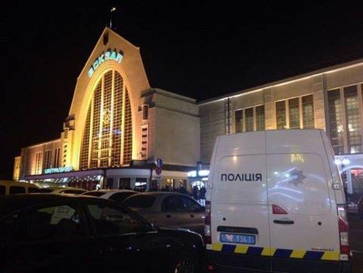 У Києві невідомі відібрали два пістолета Макарова у фельд'єгерів