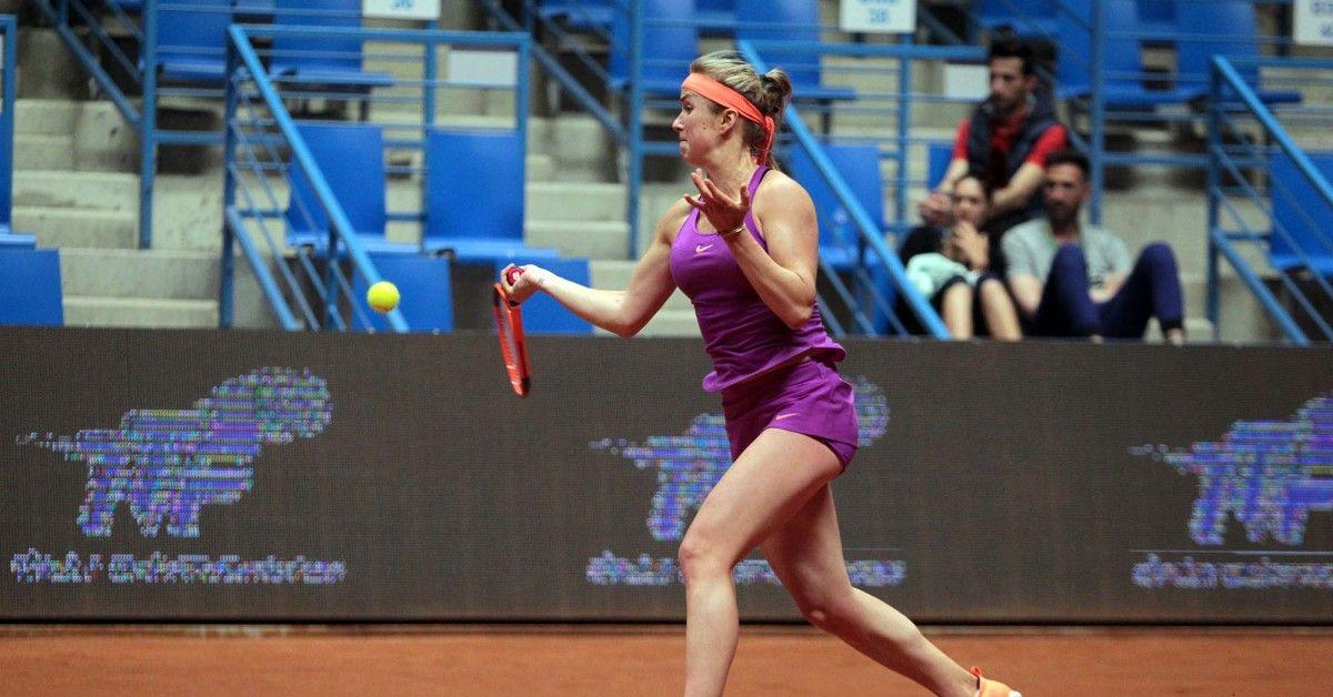 Світоліна вийшла у фінал турніру в Стамбулі / stanbulcup.kozawos.com