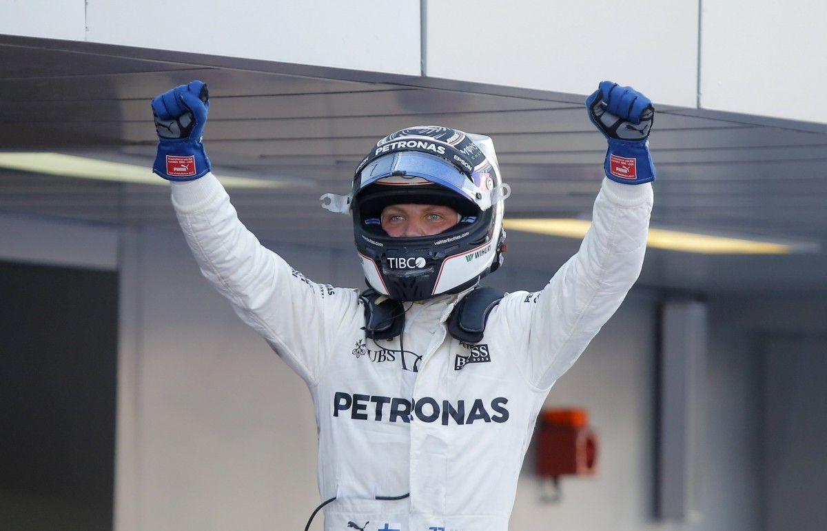 Боттас выиграл гонку в Сочи / Reuters