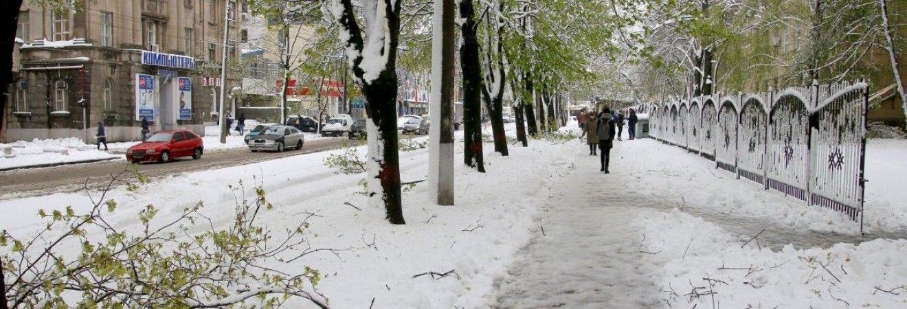 Синоптики очікують істотного потепління в Україні тільки з 26 квітня