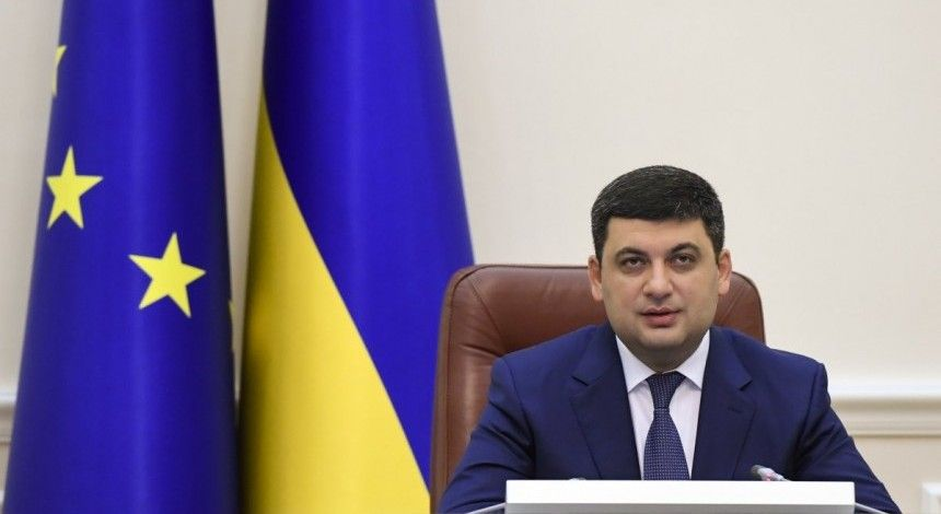 Groysman on showdown between militant gangs in Luhansk: Let them wipe each other out!