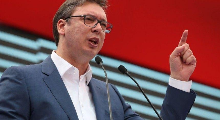 Сербія вимагає скликати надзвичайну сесію Ради безпеки ООН через Косово