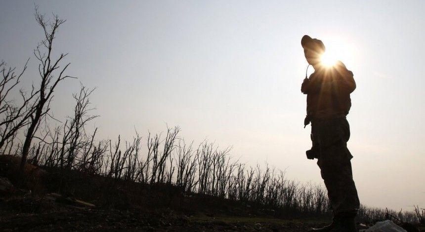ВСУ понесли потери на Донбассе (видео)