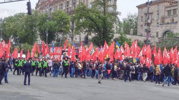 Мітинг на Європейській площі завершився / depo.ua