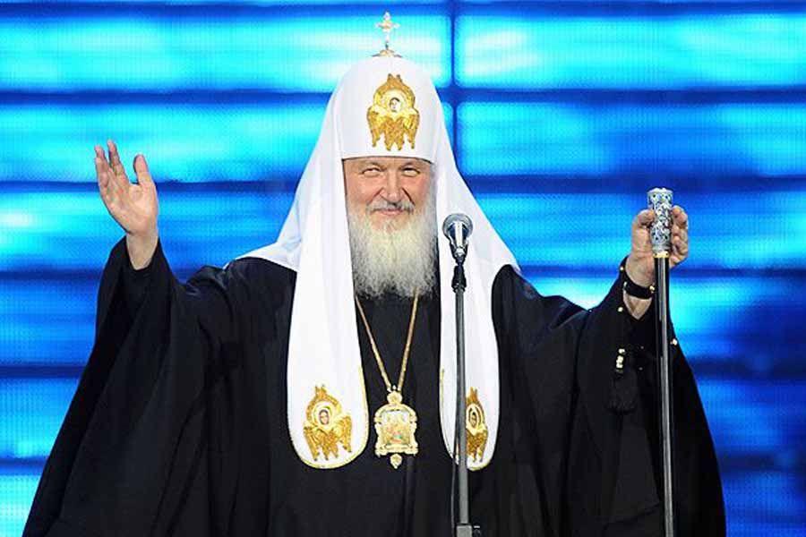 Патриарх Кирилл / politeka.net