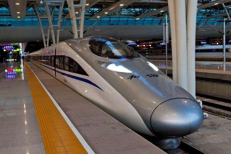 До 2020 року Китай планує випустити поїзд з максимальною швидкістю 400 км/год - ЗМІ