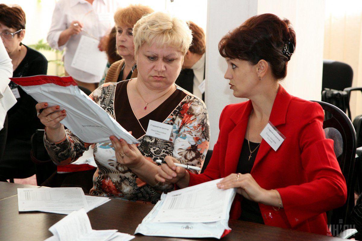 Для проверки знаний языка при вузах создаются аттестационные комиссии / Фото УНИАН