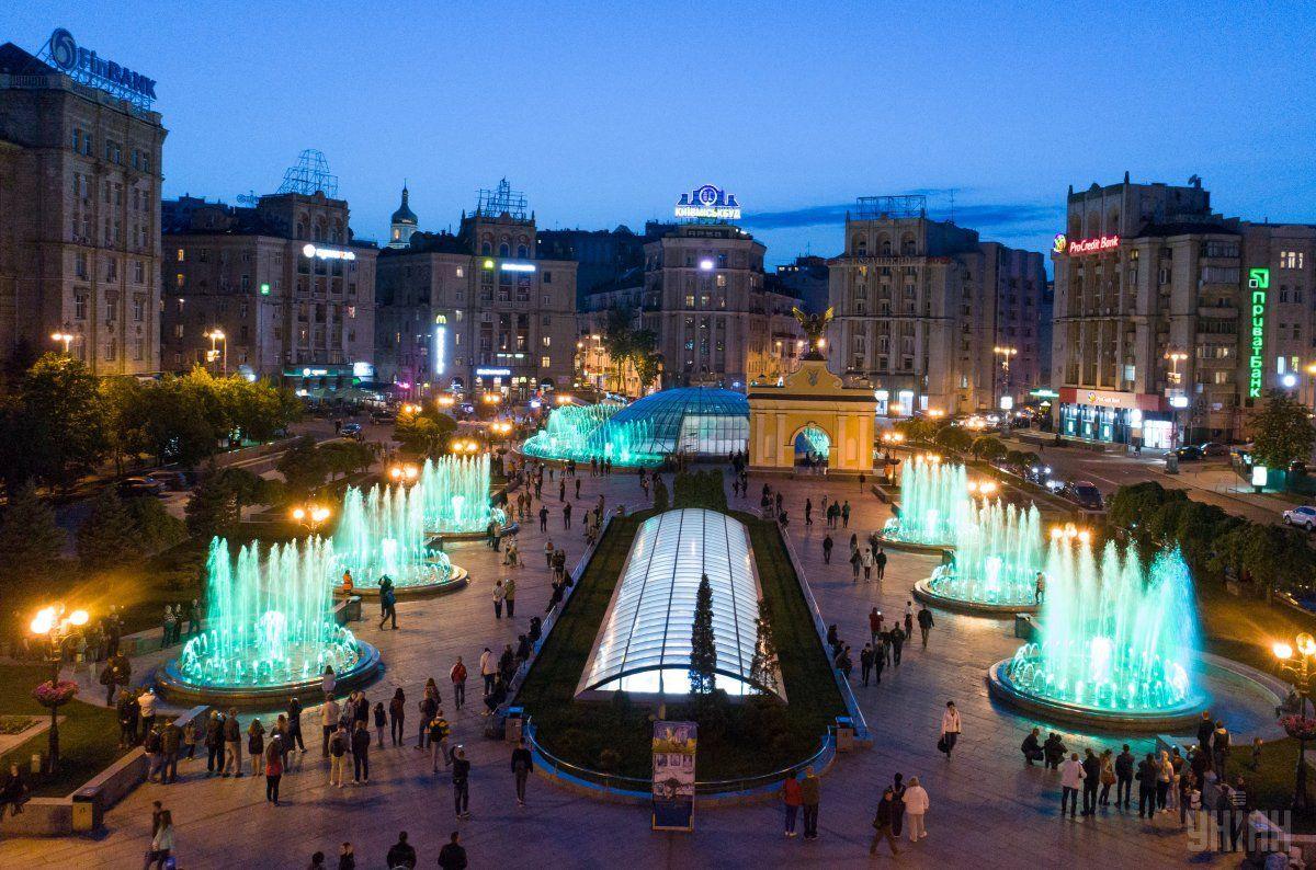 Появилось мобильное приложение для экскурсий по Киеву / УНИАН