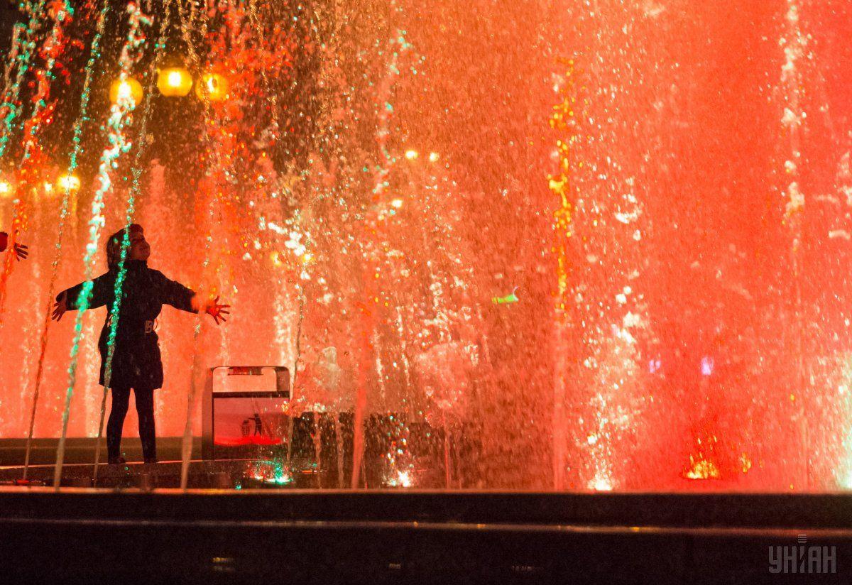 В Киеве с 27 апреля возобновят работу фонтаны / фото УНИАН