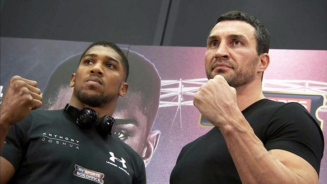 Следующий бой Энтони Джошуа может состояться в Китае / boxen1.com