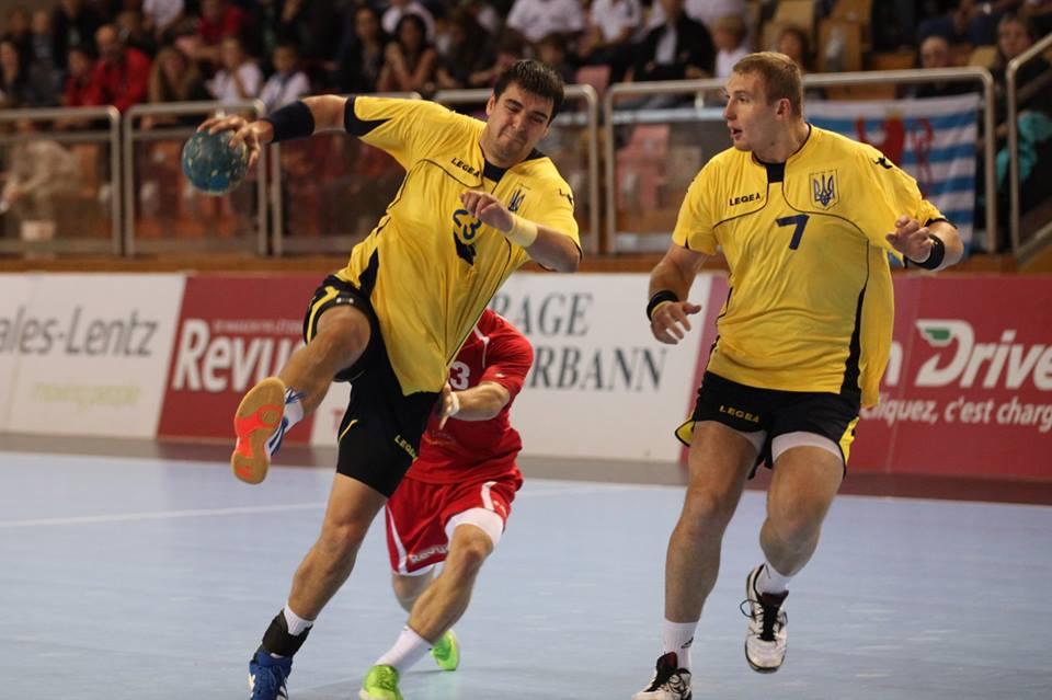 Збірна України з гандболу обіграла Чехію у надважливому матчі кваліфікації Євро-2018