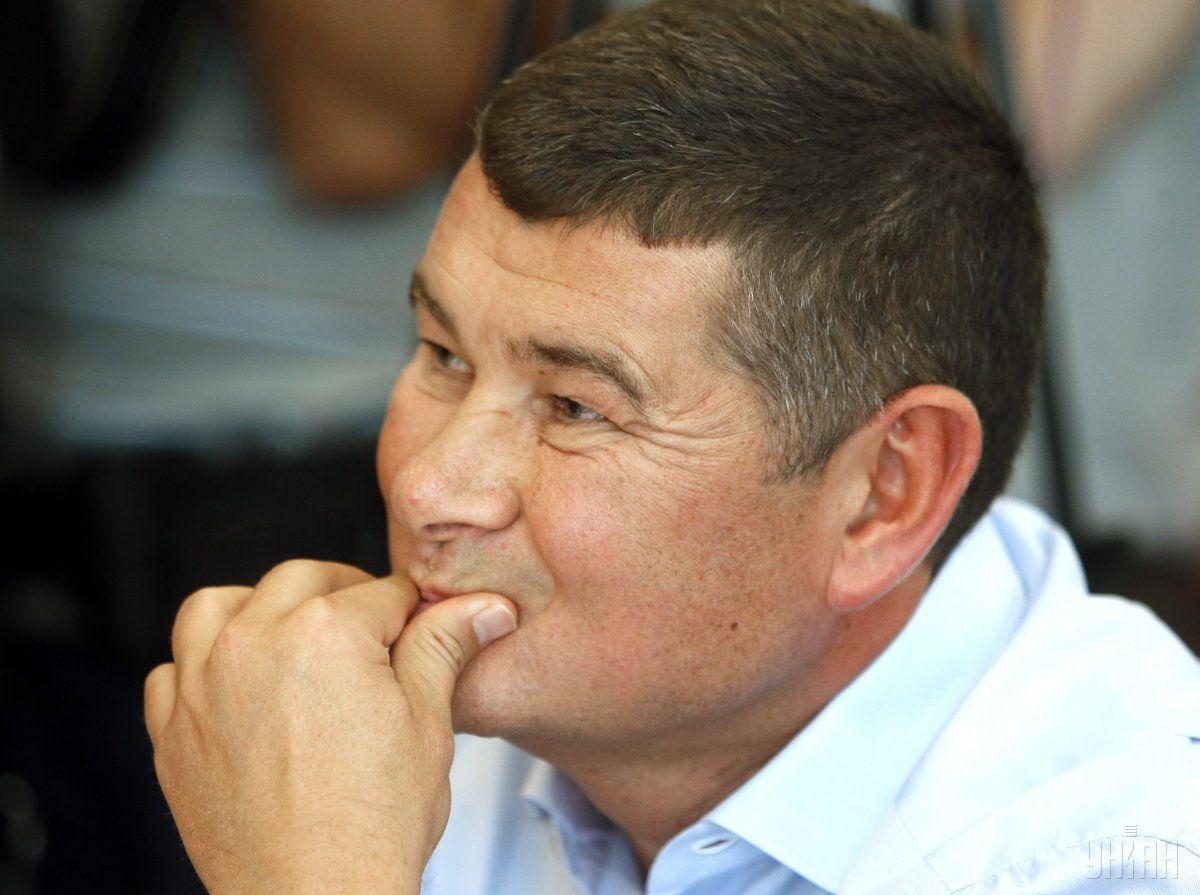 Во время каждого допроса Онищенко так или иначе поднимал тему сотрудничества со следствием / Фото УНИАН