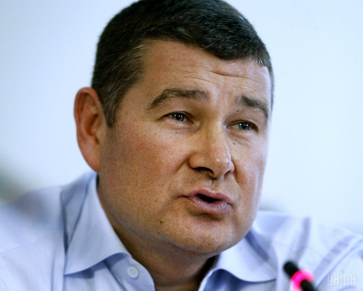 """Журналісти """"Схем"""" повідомили, що Онищенка затримали 29 листопада/ фото: УНІАН"""