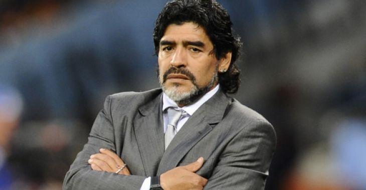 Диего Марадона может вернуться на тренерский мостик  / sportbox.az