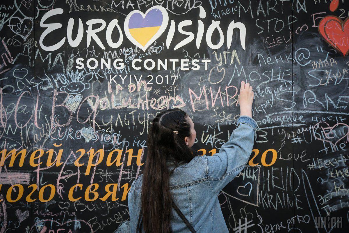 Глава оргкомитета Евровидения Фрайлинг заявил о том, что против Украины и России могут быть введены санкции / фото УНИАН