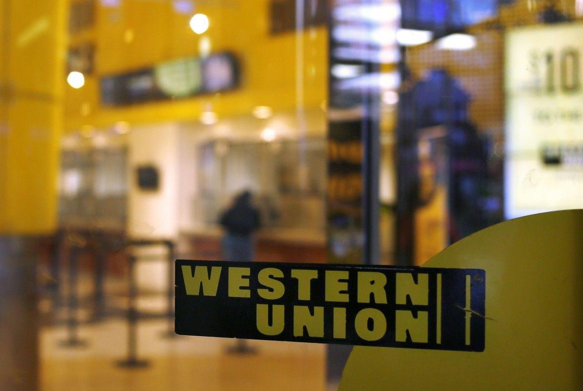 Деньги можно переводить через международную платежную систему WesternUnion / REUTERS