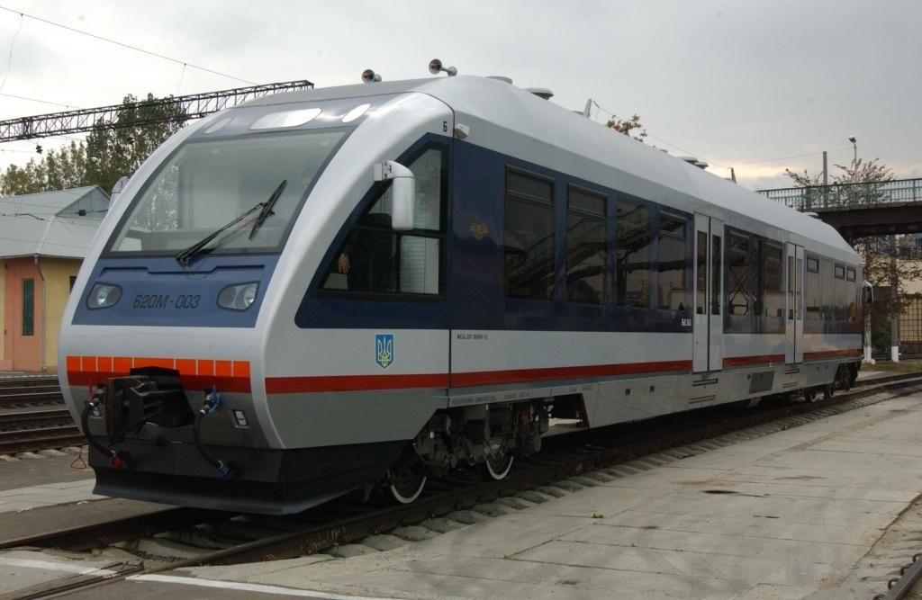 рейковий автобус / рельсовый автобус / railway.lviv.ua