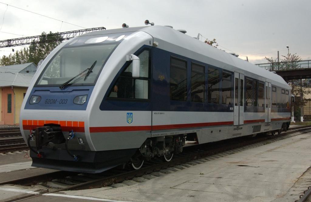 У рейковому автобусі пропонують дешевший проїзд без квитка/ фото railway.lviv.ua