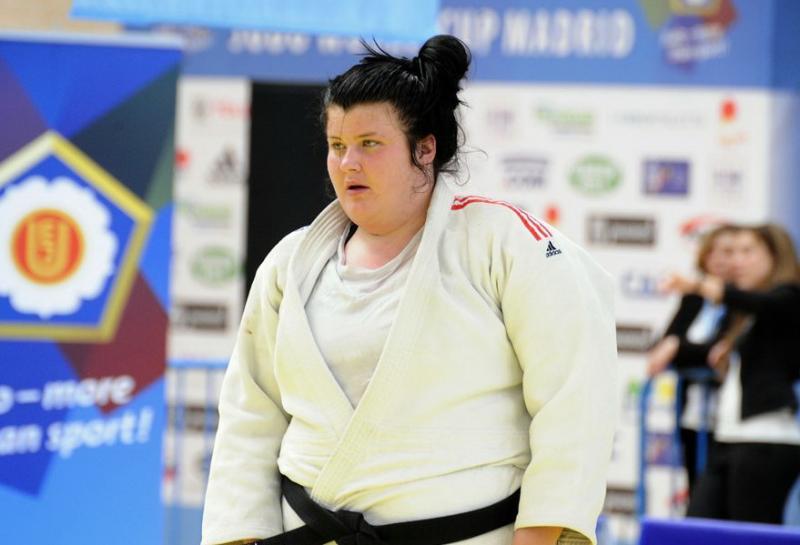 Ирина Киндзерская / judo-kyiv.com.ua