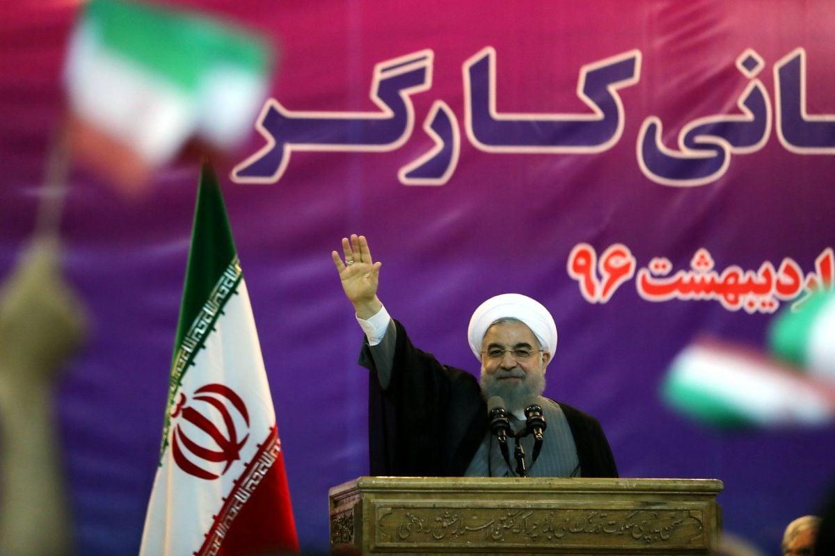 Офіційно: Роухані впевнено переміг на виборах президента Ірану