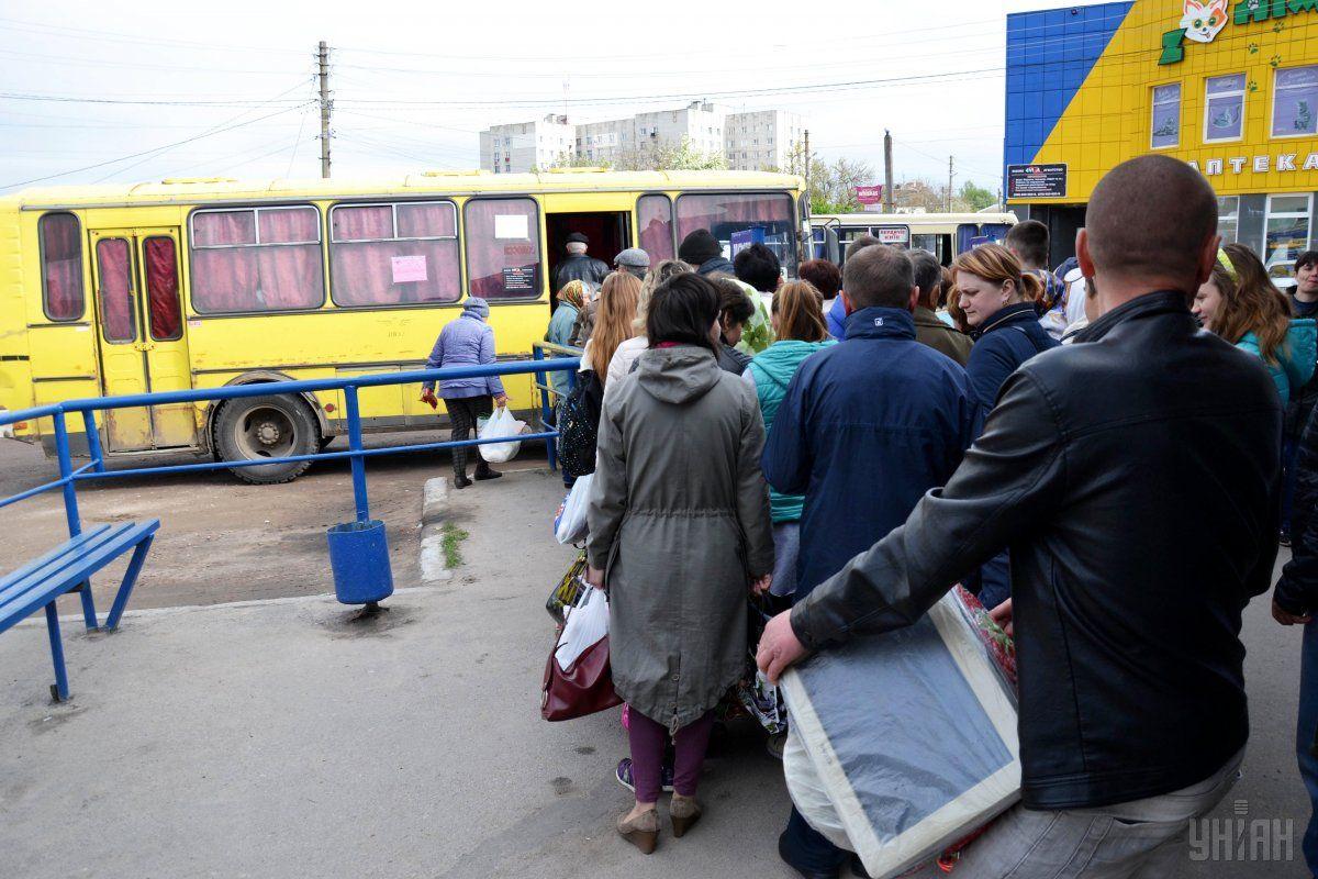 Новый законопроект предлагает ужесточить требования к общественному транспорту / Фото УНИАН