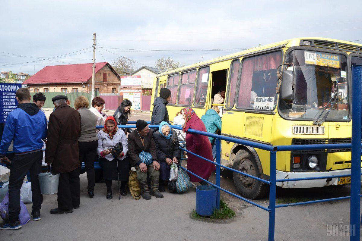 Укртрансбезопасность планирует запустить электронный кабинет перевозчика / фото УНИАН