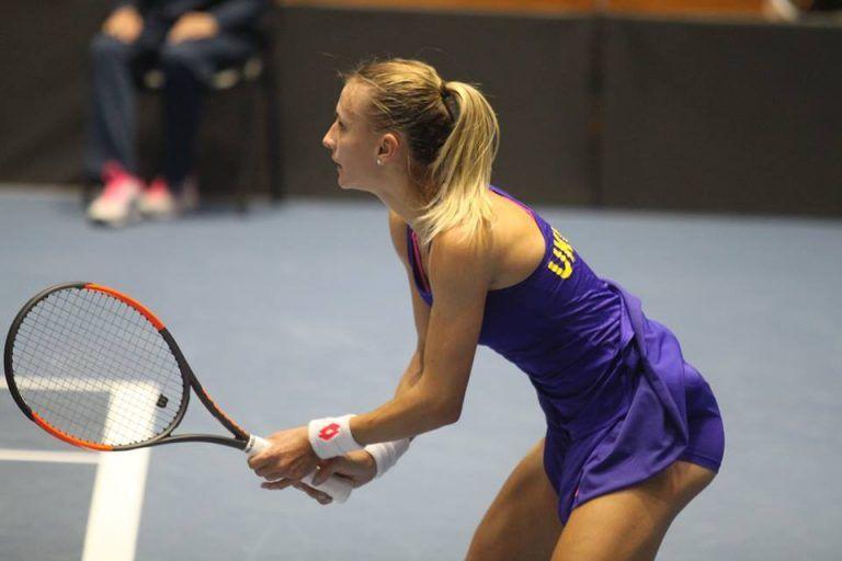 Леся Цуренко уступила третьей ракетке мира / sapronov-tennis.org