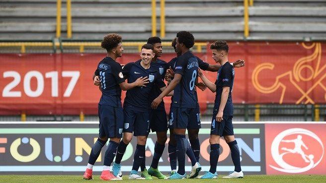 Англия - Украина - 4:0 / uefa.com
