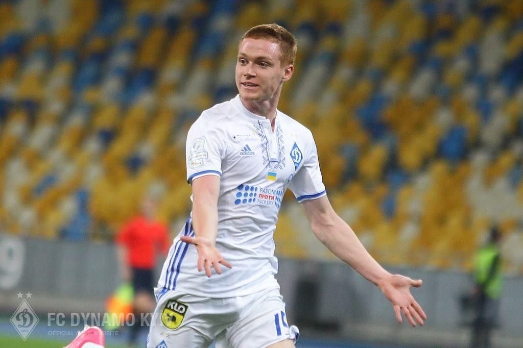 Виктор Цыганков забил невероятный гол в матче с