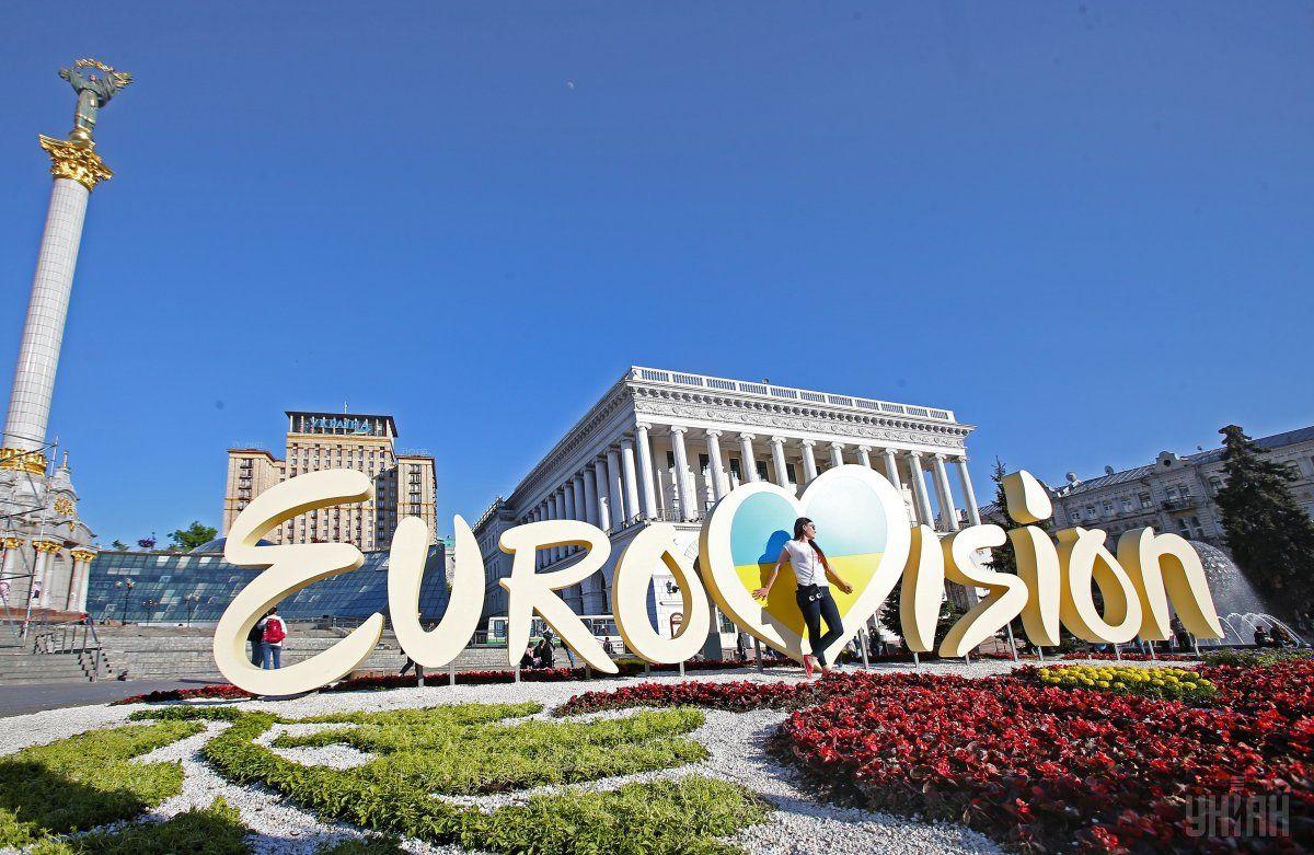 Україна стала двадцятою країною, що братиме участь у міжнародному пісенному конкурсі / фото УНІАН