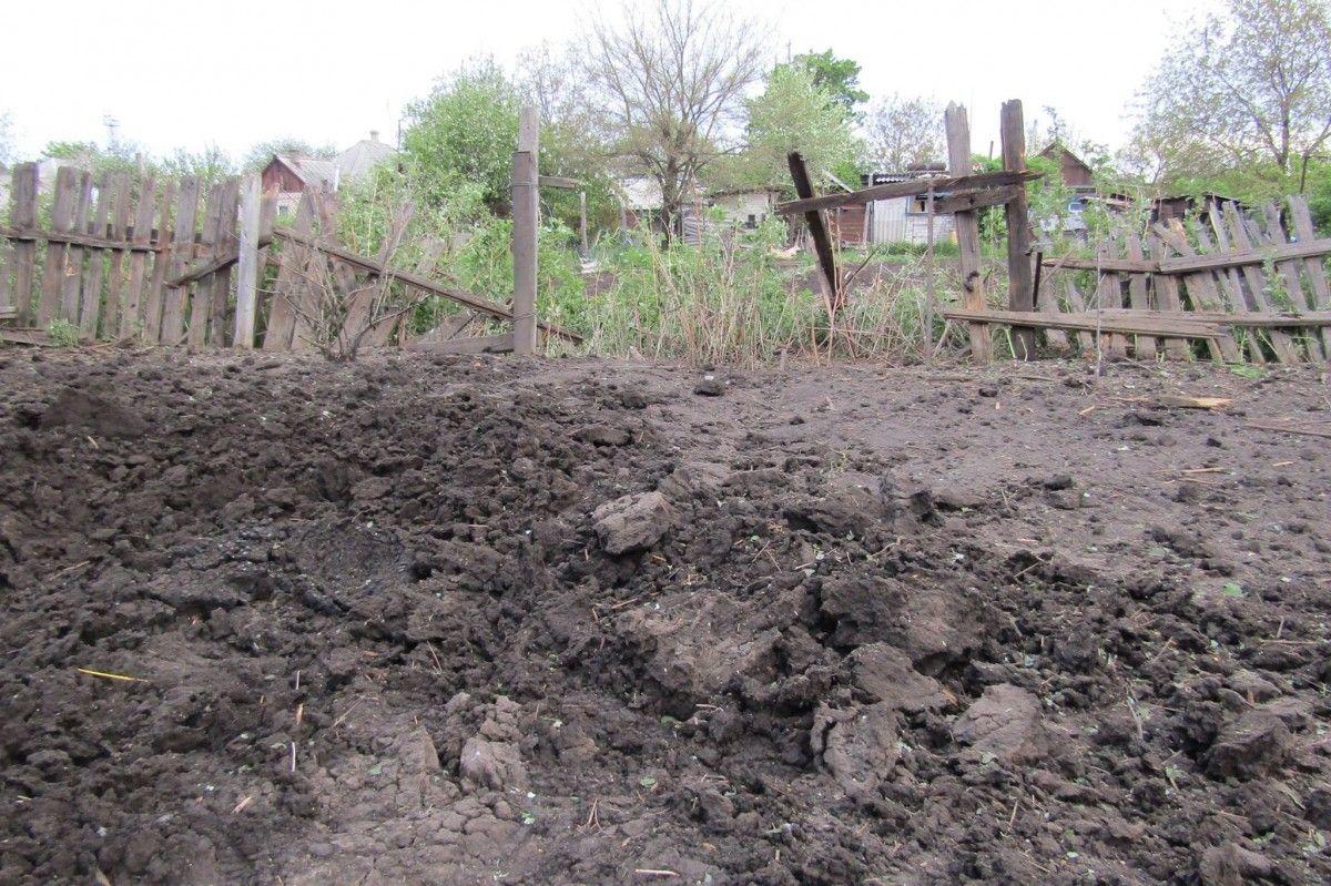 На Луганском направлении обстрелов зафиксировано наименьшее / facebook.com/csomvd