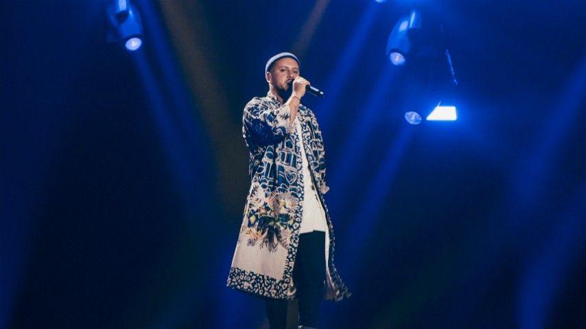 Монатик поделился семейной историей / eurovision.ua