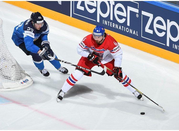 Чехия обыграла Финляндию на чемпионате мира / iihfworlds2017.com