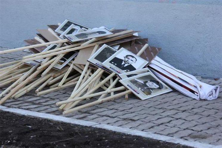 Столкновения произошли сегодня утром / kh.depo.ua