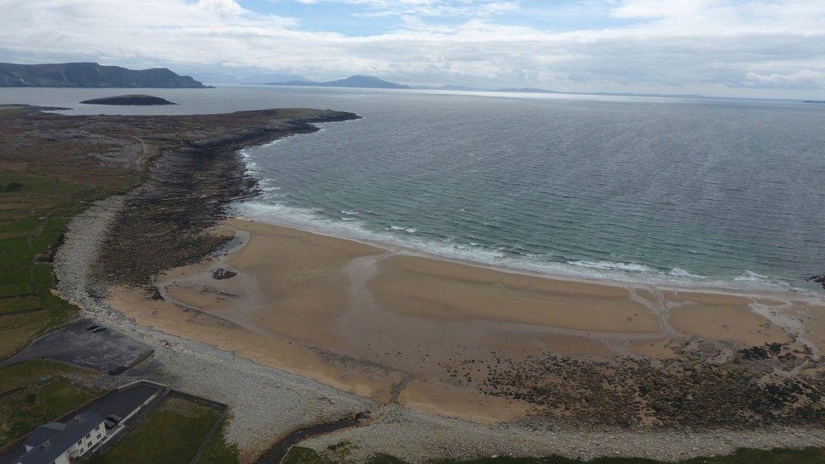 Пляж на острові Акилл / Reuters