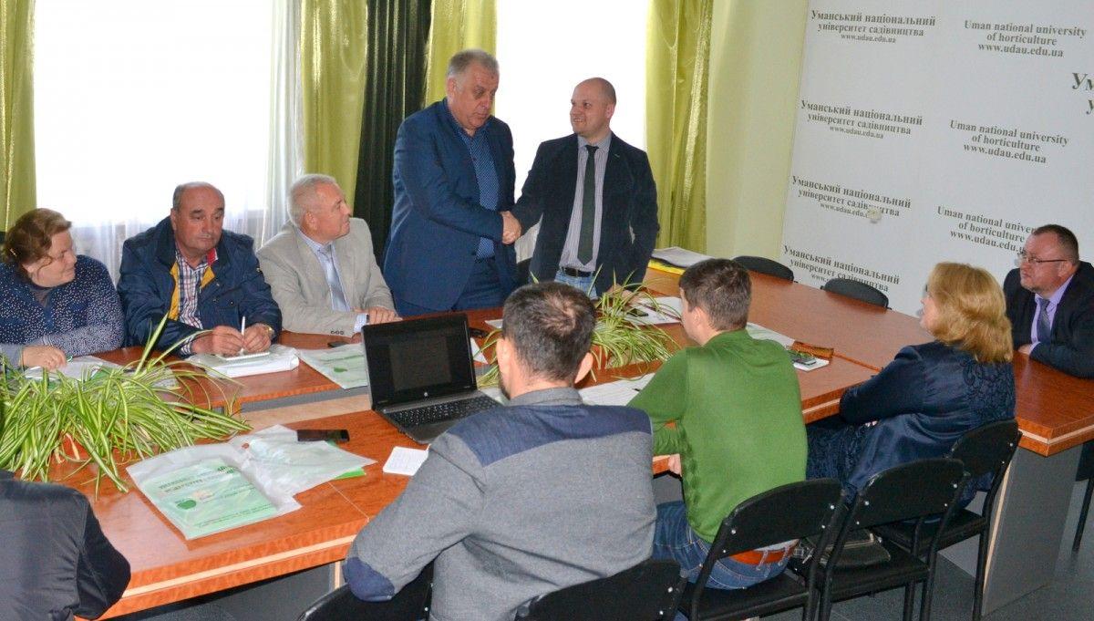 Усі члени Ради запропонували Петра Гадза і одноголосно проголосували / фото УНІАН