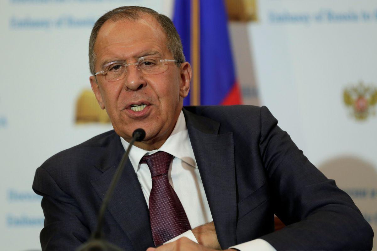 Сергій Лавров / REUTERS