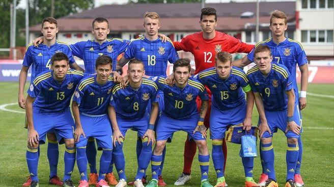 Сборная Украины (U-17) / uefa.com