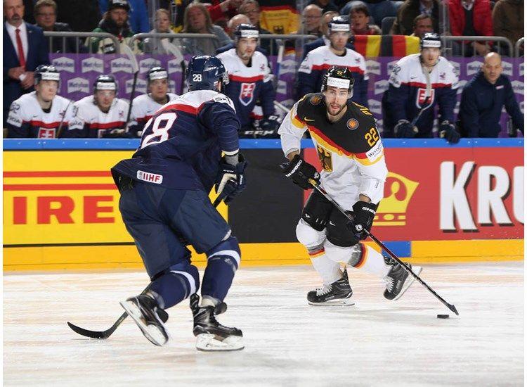 Словакия - Германия - 2:3 / iihfworlds2017.com