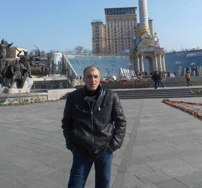 В АТО загинув грузинський офіцер-доброволець / inforesist.org