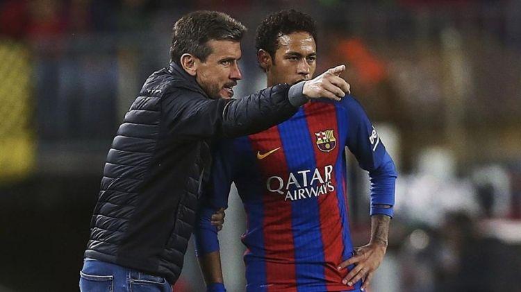 Конфликт Неймара с тренером разрастается с новой силой / fcbarcelona.com