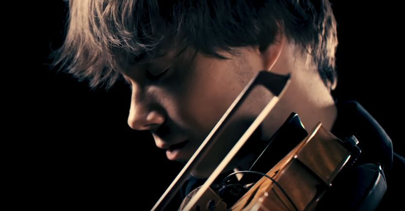 Alexander Rybak Youtube