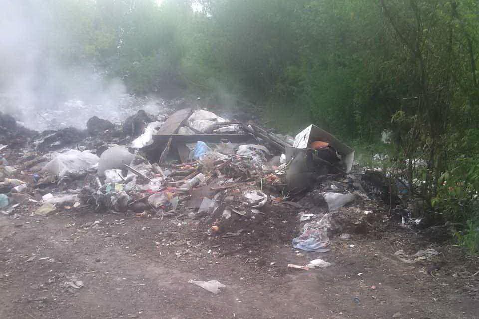 Во Львове критическая ситуация с вывозом мусора / фото ГСЧС