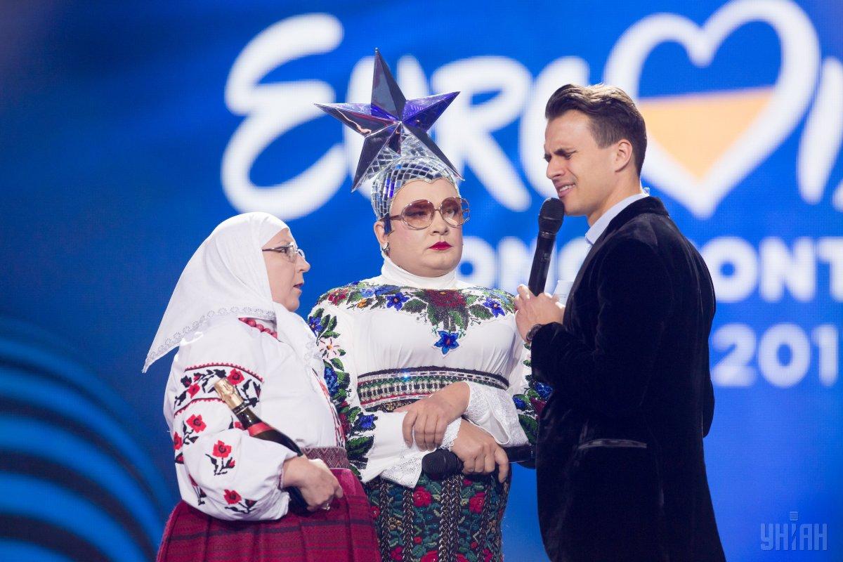 Сегодня определится конкурсант Евровидения от Украины \ УНИАН