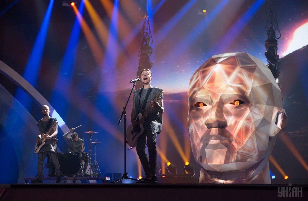 По мнению музыкантов, второй год подряд победила талантливая и искренняя песня / фото УНИАН