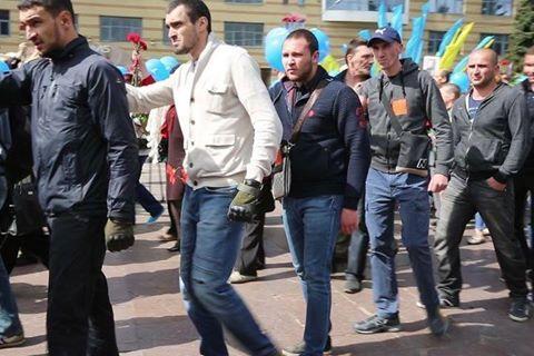 В Днепре 9 мая избили ветеранов АТО / facebook.com/LarysaSargan